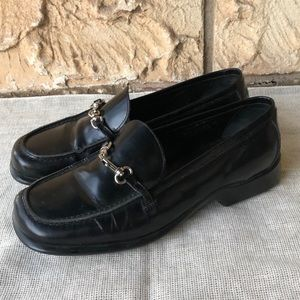 Coach Loafer Slip On work Shoes black Size 8 B